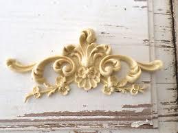 appliques for furniture. architectural carved floral crest furniture appliqueswood u0026 resinflexible appliques for furniture u