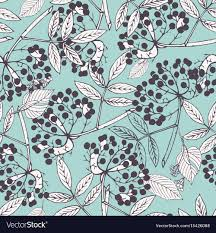 Creeper Design Patterns Creeper Berries Seamless Pattern