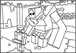 Pretty Lego Zombie Coloring Pages I9937 Complete News 12 Ct Peaceful