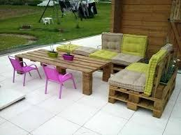 outdoor furniture pallets. Pallet Garden Furniture From Pallets Chair Instructions . Outdoor