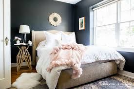 black and beige bedroom. Unique And Black And Beige Bedroom With Pink Accents For And K