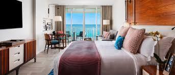 Ocean Bedroom Ocean View Room Oneonly Ocean Club Bahamas