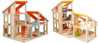 Find an Affordable Green Dollhouse That Fits Your BudgetDIY dollhouse  dollhouse  dollhouse for Christmas  eco dollhouse  eco gifts  eco Chalet Dollhouse      PlanToys