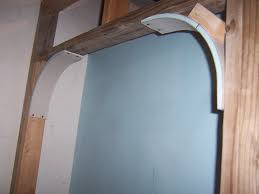 Pre-made drywall arches. Simplest possible way to create arches, No drywall  bending