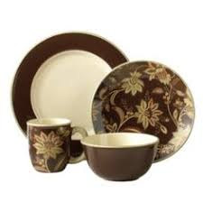 brown dinnerware sets. Perfect Brown 16Piece Genevieve Dinnerware At Jossand Main I Like To Use White Or  Ivory A Canvas For The Food  Food My Story Pinterest  To Brown Dinnerware Sets