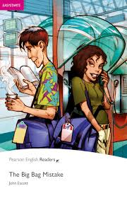Pearson English Readers Easystarts - <b>The Big Bag</b> Mistake (Book ...