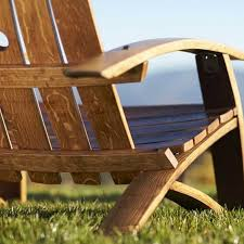 source outdoor furniture south. make oak garden or outdoor furniture from wine barrels source south