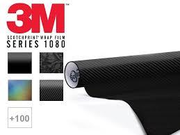 3m 1080 Series Vehicle Wraps