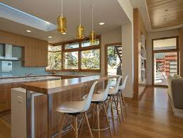 niche pod modern pendants kitchen island lighting. This Minimalistic San Francisco Home Features Warm Ambercolored Kitchen Island Pendant Lighting Niche Pod Modern Pendants R