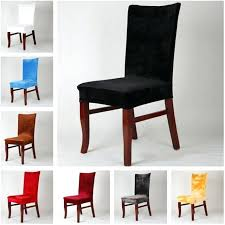 kitchen chair seat covers 8 colors velvet blend banquet restaurant kitchen chair cover seat covers ikea