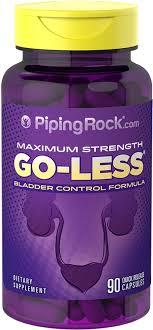 <b>Go</b>-<b>Less Bladder Control</b> (Maximum Strength), 90 Capsules