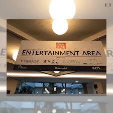 Entertainment Design Corp The Entertainment Area At The Forum Retail 2018