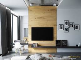 bedroom tv mounting ideas spectacular elegant contemporary and creative tv wall design home 1