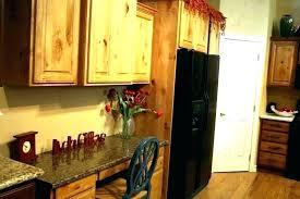 knotty alder kitchen cabinets kno