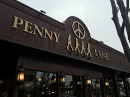 Penny Lane - The Beatles inspired cafe