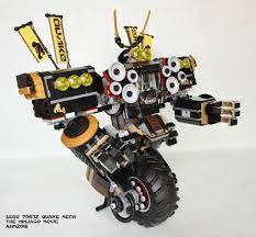 LEGO 70632 Quake Mech | LEGO 70632 Quake Mech The NINJAGO Mo…