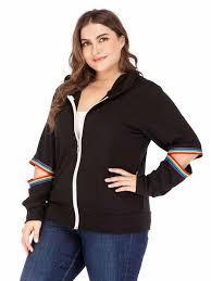 latest women s plus size curvy outerwear coats hoos jackets sweaters cardigans kimcurvy com