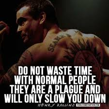 Henry Rollins Quotes & Workout Tips! - Exclusive Interview via Relatably.com
