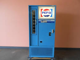 Pepsi Vending Machine Awesome 48 PEPSI Vending Machine Firesteel Classic Cars