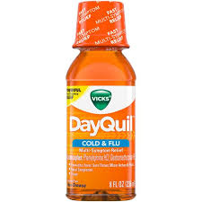 Vicks Dayquil Cold Flu Relief Liquid Hy Vee Aisles