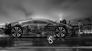 bugatti veyron crystal city car