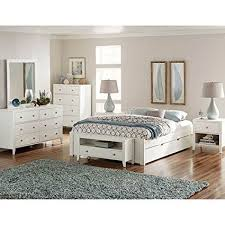 queen platform bed with trundle. Fine With NE Kids Pulse Queen Platform Bed With Trundle In White Inside With