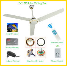 china 36w 12v solar dc ceiling fan with super strong wind and airflow china dc ceiling fan ceiling fan