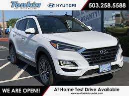 Should i buy the 2021 hyundai tucson? Hyundai Tucson For Sale In Portland Or The Car Connection