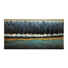 on transitional style wall art with transitional style forest wall art multicolor