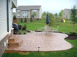 how much does it cost to cement a patio patio cost to cement patio with cement
