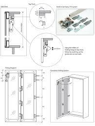 fold door system