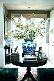 round entrance table round entry table ideas entryway round tables round foyer table decor foyer round round entrance table