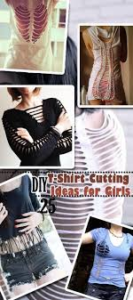 great ideas to turn your old shirt into a new fashionable piece