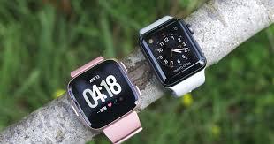 <b>Apple Watch</b> 3 vs. Fitbit Versa: Time to buy a new <b>smartwatch</b> - CNET