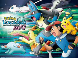 Pokemon Movie 8 Lucario Ki Toofani Shakti Hindi Dubbed Download ...