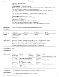 Example Of College Resume Classy what to put on a college resumes what to put on a college resumes