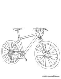 Small Picture Mountain bike coloring pages Hellokidscom
