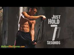 Iso7x Workout Chart Pdf Iso7x Commercial The 7 Second Workout Revolution Youtube