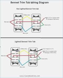 colorful bennett trim tab rocker wiring diagram ornament Dual Rocker Switch Wiring Diagram Meyer bennett trim tab switch wiring diagram wire center \u2022