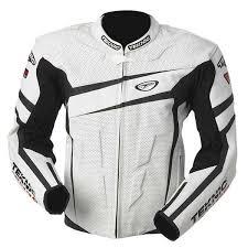 teknic chicane leather jacket white black westernbootscanada com by leather king