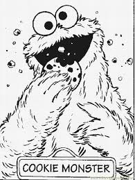 Small Picture Sesamestreet3lrg Coloring Page Free Sesame Street Coloring Pages