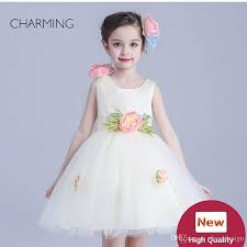Flower girl dresses from china