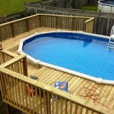 square above ground pool with deck. Thumb-size Of Cute Above Ground S Deck Prices Jburgh Square Pool With