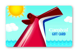 carnival cruise lines gift cards now available in more than 9 000 rel locations throughout the u s