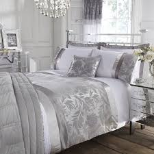 Silver damask for bedroom (Curtains, etc)