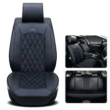 auto seat cushions genuine leather car seat cushion square style auto seat cover car luxurious leather