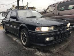 AWD 4WS RHD JDM: 1991 Mitsubishi Galant VR-4   Bring a Trailer