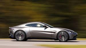 The New Aston Martin Vantage Car Body Design