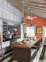 Interior Kitchens Popular Kitchen Paint And Cabinet Colors Colorful Kitchen Pictures