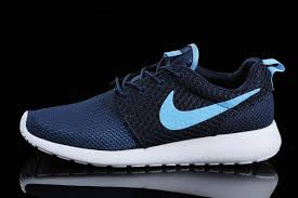 nike running shoes. mens running shoes nike roshe run navy blue white